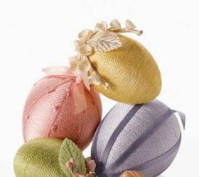 декор пасхальный, декор яиц, Пасха, подарки пасхальные, рукоделие пасхальное, яйца, яйца пасхальные, яйца пасхальные декоративные, оплетение,