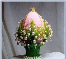 декор пасхальный, декор яиц, Пасха, подарки пасхальные, рукоделие пасхальное, яйца, яйца пасхальные, яйца пасхальные декоративные, бисер, бисероплетение, из бисера,http://parafraz.space/, http://deti.parafraz.space/, http://eda.parafraz.space/, http://handmade.parafraz.space/, http://prazdnichnymir.ru/, http://psy.parafraz.space/