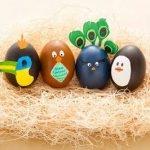 Пасхальные яйца с юмором