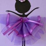 Объемное панно «Балерина»