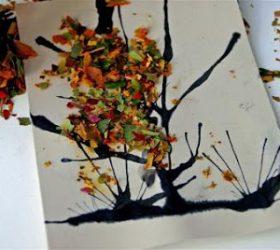 аппликация, для детей, для детского сада, листья, материалы природные, рисунки, поделки из природных материалов, своими руками, поделки своими руками, картины из природных материалов, картины из осенних листьев, мастер-класс, идеи, http://handmade.parafraz.space/