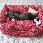 Шьем лежанку для собачки или кошечки