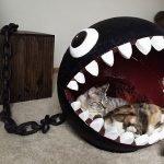 Домик для кошки Chain Chomp