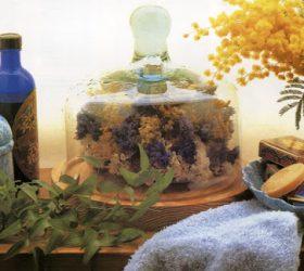 букет сухой, букеты, для ванной, для кухни, композиция из сухих цветов, композиция из цветов, композиция под стеклом, сухоцветы, сырница, украшение для ванной, украшение для кухни, флористика