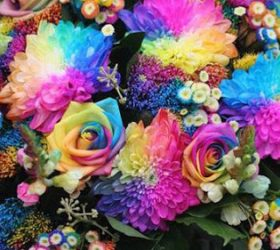 цветы, цветы живые, природные материалы, окрашивание, окрашивание цветов, окрашивание живых цветов, цветы для букета, цветы в подарок, оформление цветов, цветы на 8 марта, цветы на День Влюбленных, цветы необычные, изменение цвета, красители,