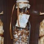 Бутылка с любовными признаниями (МК)
