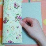 Как сделать дизайнерский картон своими руками за 10 минут!! (МК)