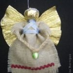 Золотой ангел - быстро и просто (МК)