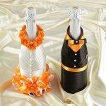 Декор банок и бутылок - тематическая подборка МК и идей