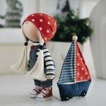 Куклы и игрушки - тематическая подборка МК и идей